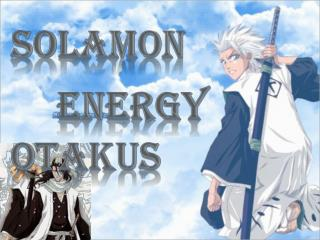 Solamon Energy Otakus - Anime and Manga Reviews