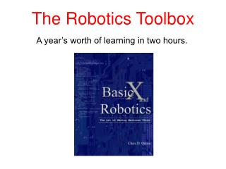 The Robotics Toolbox