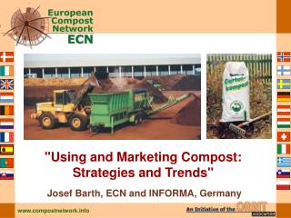 """Using and Marketing Compost: Strategies and Trends"""