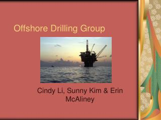Offshore Drilling Group