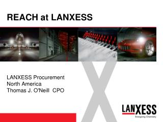 REACH at LANXESS