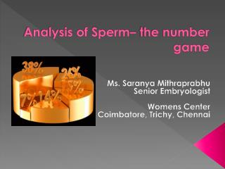 Analysis of  Sperm–  the number game