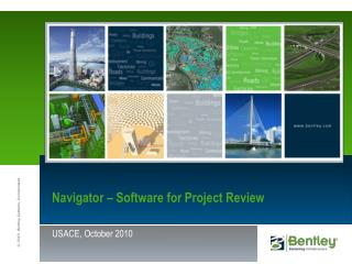 Navigator – Software for Project Review