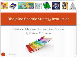 Discipline-Specific Strategy Instruction