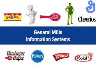 General Mills Information Systems