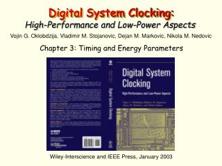 Digital System Clocking: