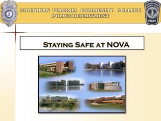 NORTHERN   VIRGINIA   COMMUNITY   COLLEGE POLICE DEPARTMENT