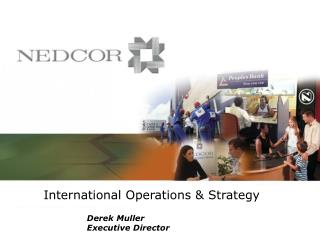 International Operations  Strategy