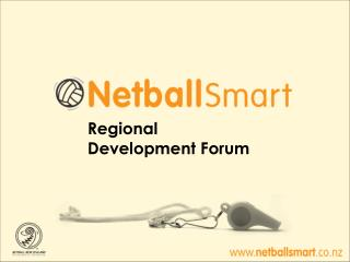 Regional Development Forum