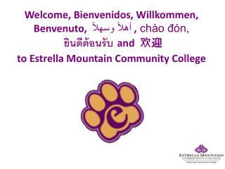 Welcome,  Bienvenidos ,  Willkommen ,  Benvenuto ,   أهلاً وسهلاً  , chào đón ,