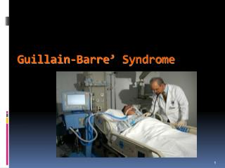 Guillain-Barre '  Syndrome