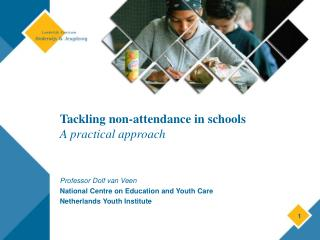 Tackling non-attendance in schools A practical approach