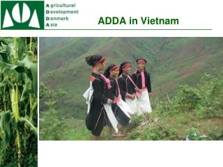 ADDA in Vietnam