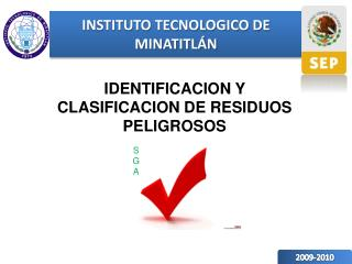 INSTITUTO TECNOLOGICO DE  MINATITLÁN