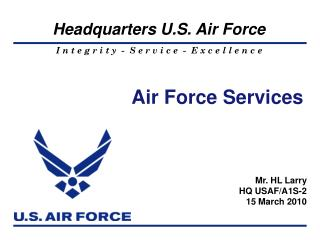 ppt - air force services powerpoint presentation - id:6627812, Modern powerpoint