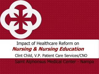 Impact of Healthcare Reform on  Nursing & Nursing Education
