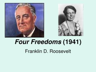 Four Freedoms  (1941)
