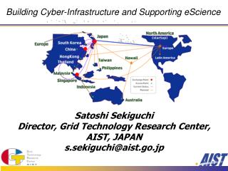Building Cyber-Infrastructure and Supporting eScience