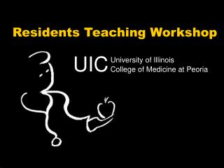 Residents Teaching Workshop