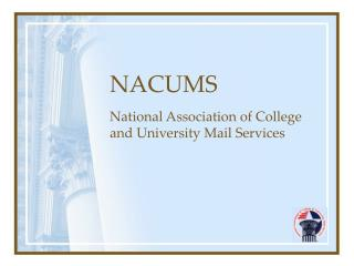 NACUMS