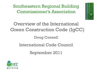 Southeastern Regional Building Commissioner's Association
