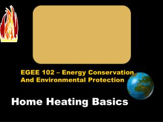 Home Heating Basics