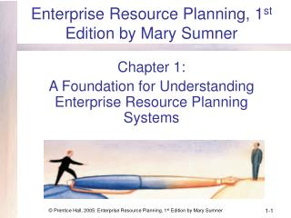 Enterprise Resource Planning, 1 st  Edition by Mary Sumner