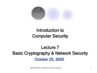 October 25, 2005