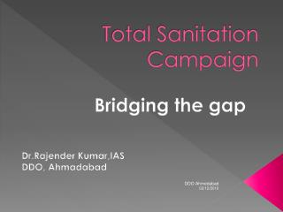 Total Sanitation Campaign