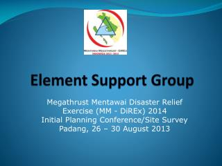 Element Support Group