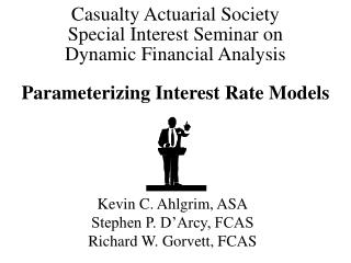 Parameterizing Interest Rate Models
