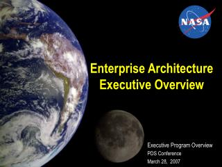 Enterprise Architecture Executive Overview