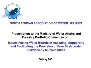 South African Association of Water Utilities