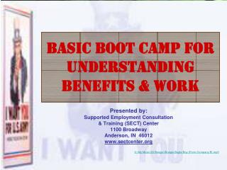 BASIC Boot Camp for Understanding Benefits & Work