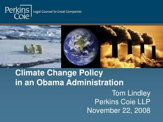 Climate Change Policy  in an Obama Administration
