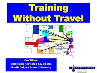 Training Without Travel