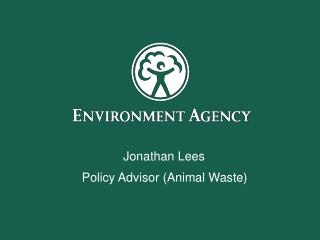 Welcome to the Environment Agency PowerPoint template. This version is intended for EXTERNAL use.