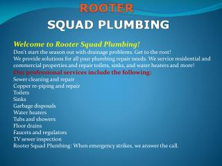 Plumber Glendale CA, Plumbing Glendale CA, Plumbing contract