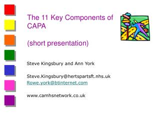 The 11 Key Components of CAPA  short presentation