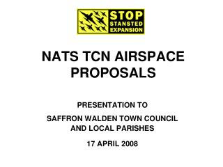 NATS TCN AIRSPACE PROPOSALS