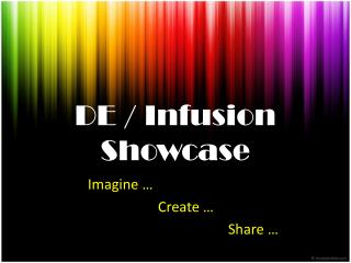 DE / Infusion Showcase