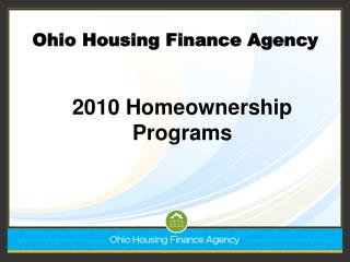 2010 Homeownership