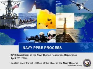 NAVY PPBE PROCESS