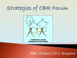 Strategies of CBR Forum