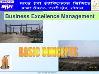 Business Excellence Management