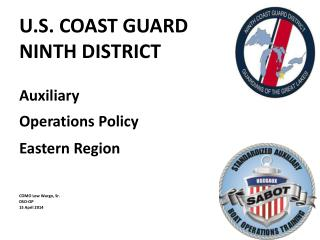 U.S. COAST GUARD  NINTH DISTRICT