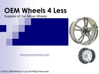 Refurbished Wheels | OEM Wheels and Rims | Recondition Alloy