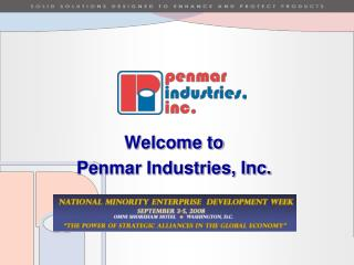 Welcome to Penmar Industries, Inc.