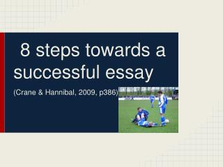 8 steps towards a successful essay
