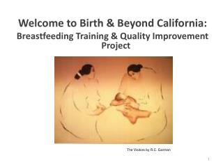 Welcome to Birth  Beyond California:  Breastfeeding Training  Quality Improvement Project